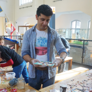 Mosaikworkshop